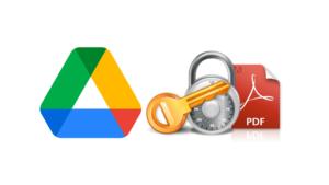 Descargar archivos de solo lectura google drive
